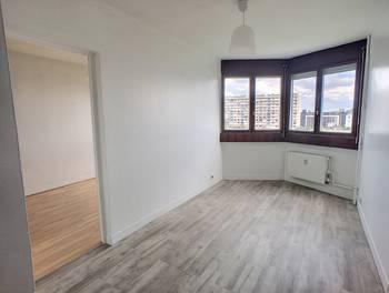 Appartement 3 pièces 37,86 m2