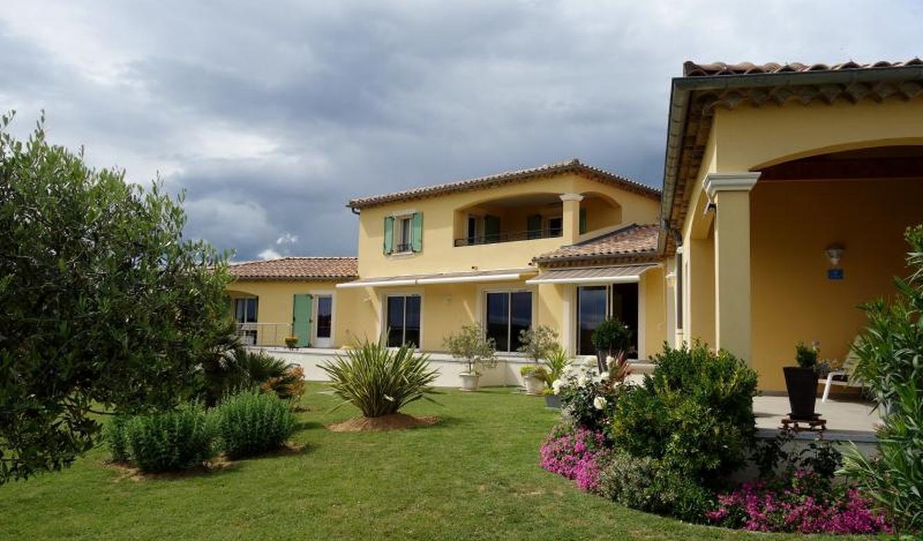 Villa Saint-Marcel-d'Ardèche