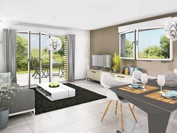 Appartement 4 pièces 107,44 m2