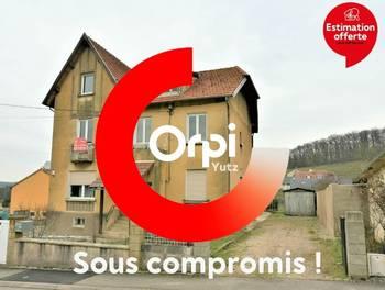 Appartement 5 pièces 91,75 m2