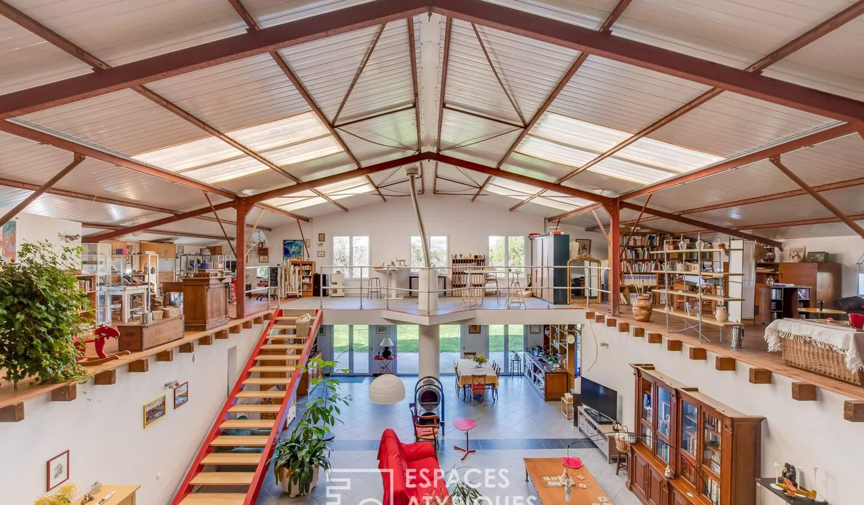 Maison Saint-Michel-en-l'Herm
