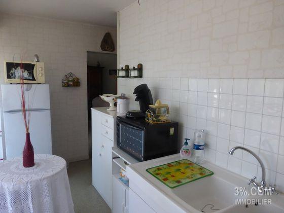 Vente appartement 2 pièces 54,9 m2