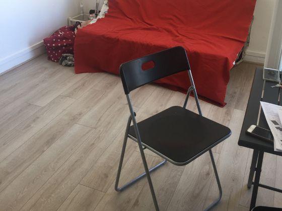 Location studio 18,2 m2