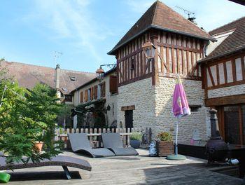 propriété à Houlbec-Cocherel (27)