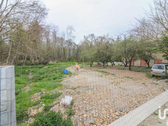 Vente terrain 1685 m2