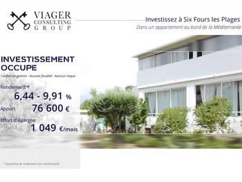 Viager 4 pièces 76 m2