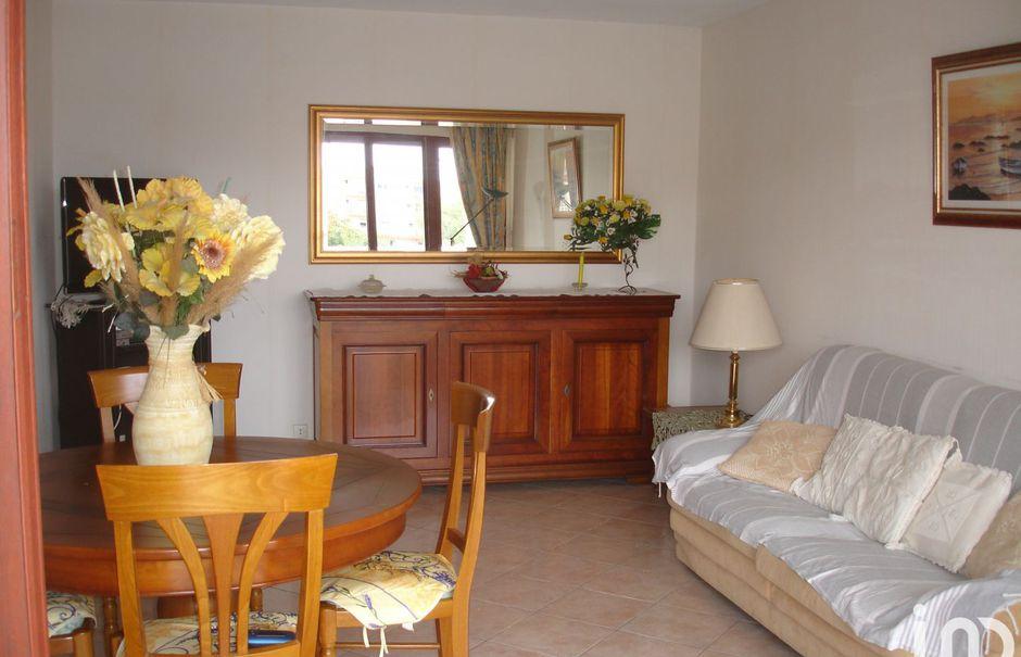 Vente appartement 3 pièces 63 m² à Frejus (83600), 199 000 €
