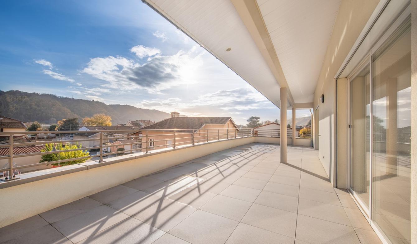 Appartement avec terrasse Vienne