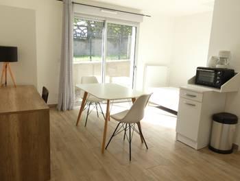 Studio meublé 23,87 m2