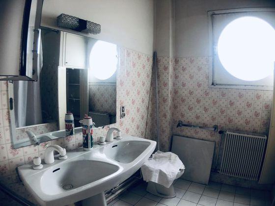 Vente appartement 8 pièces 184 m2