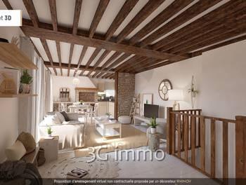 Maison 4 pièces 105,37 m2