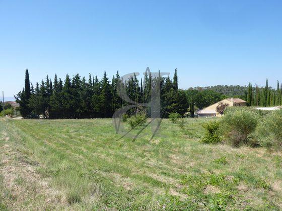 Vente terrain 814 m2