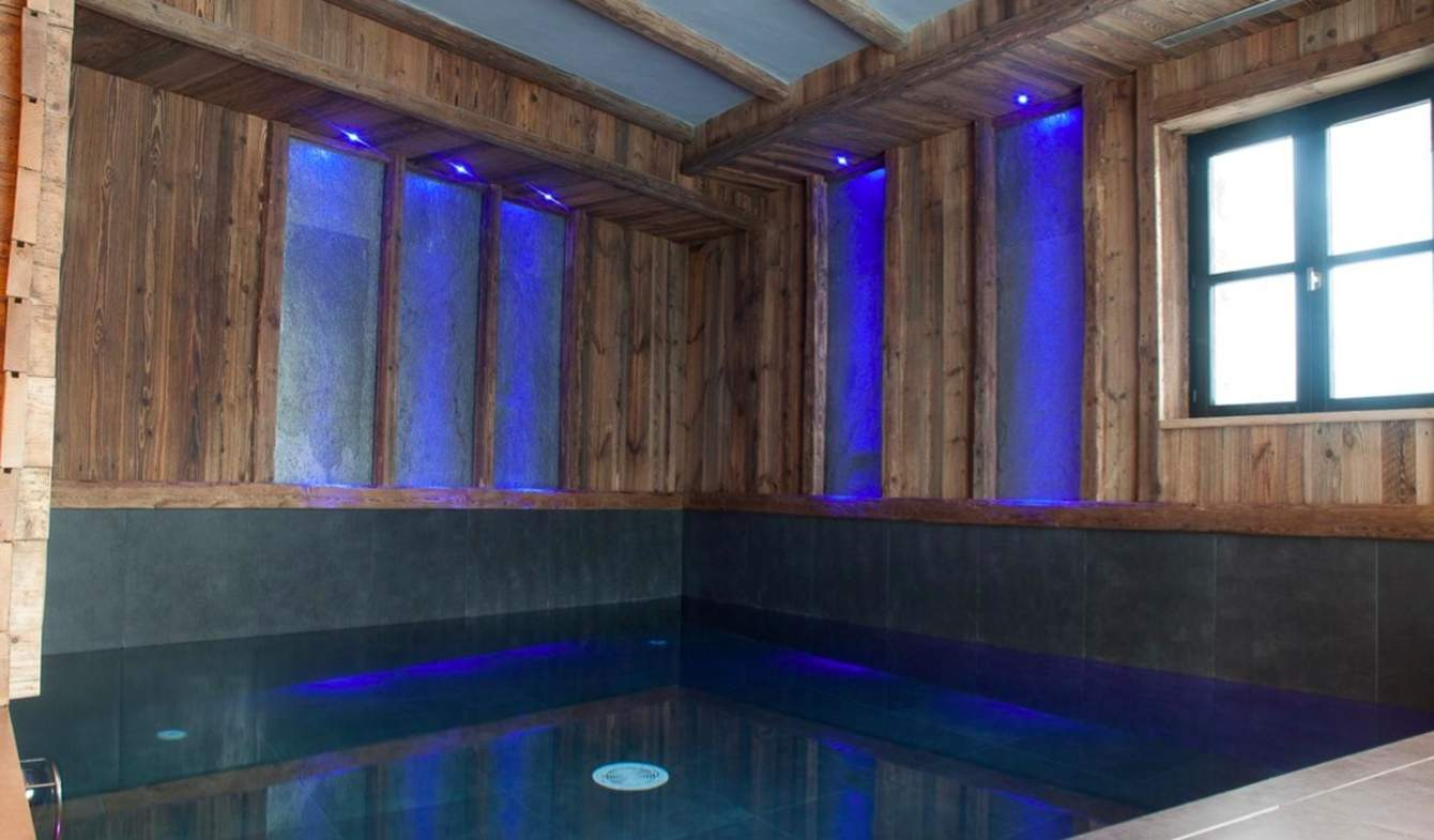 Chalet with pool Val-d'isere