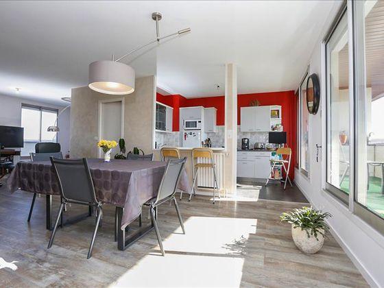 vente Appartement 4 pièces 88,19 m2 Tours