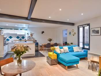 Appartement meublé 3 pièces 69,12 m2