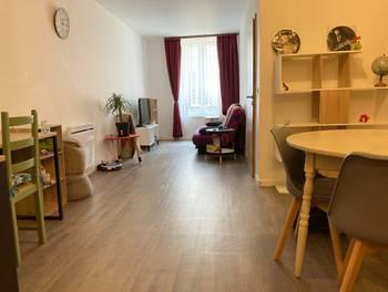 Appartement meublé 2 pièces 38,09 m2
