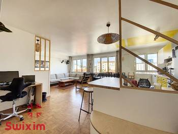 Appartement 4 pièces 76 m2
