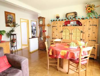 Appartement 3 pièces 56,03 m2