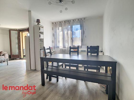 Vente appartement 4 pièces 76,25 m2