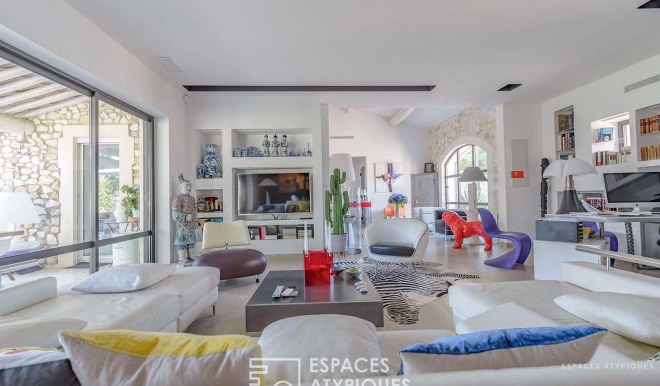Maison avec terrasse Aureille