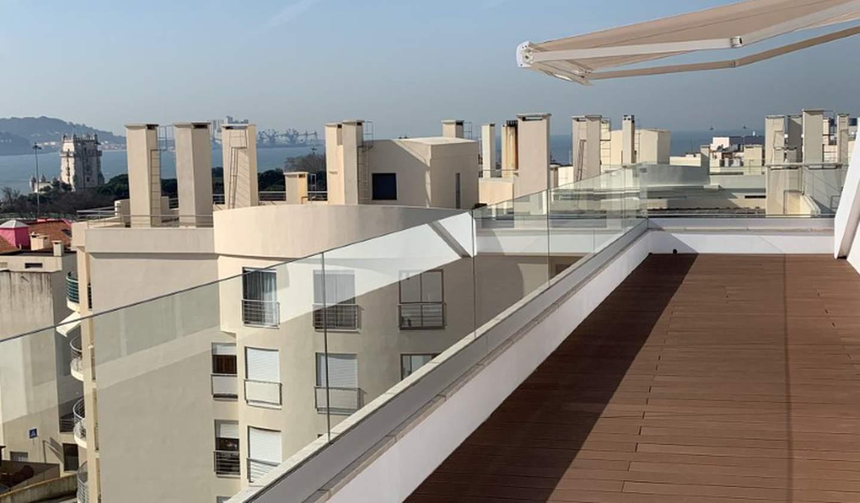 Apartment with terrace Lisbon