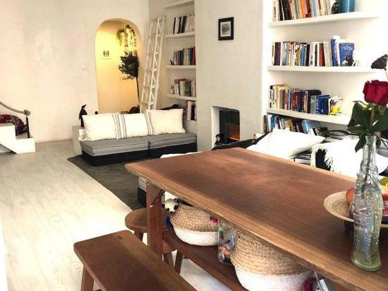 Vente loft 1 pièce 40 m2