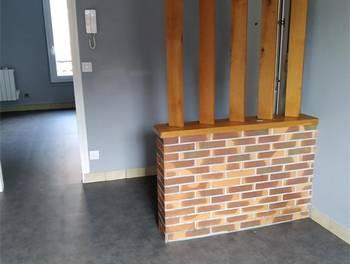 Appartement 3 pièces 51,99 m2