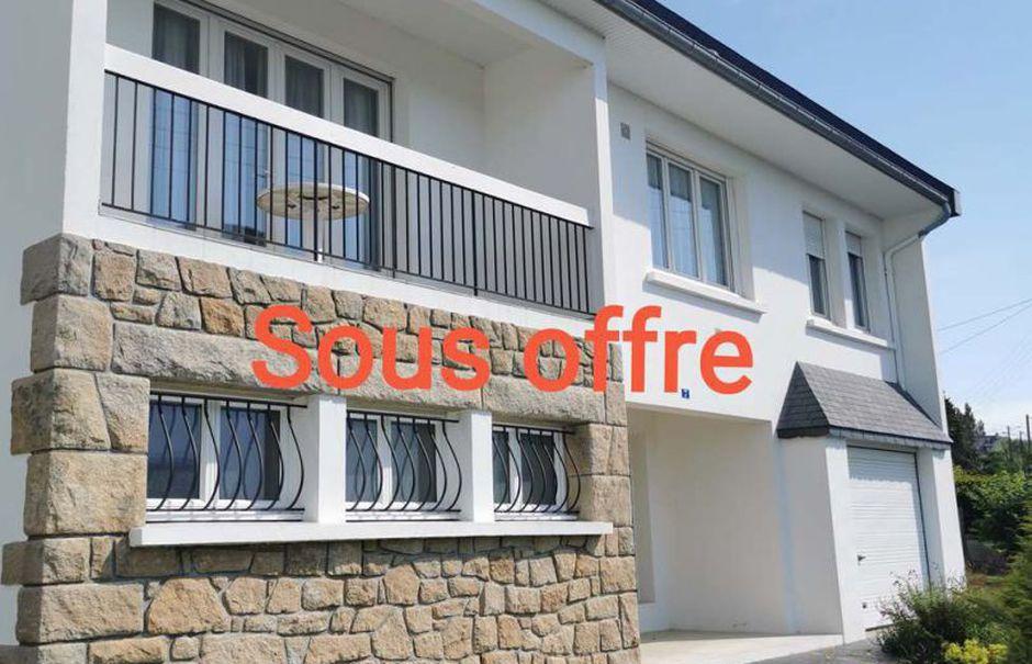 Vente maison 4 pièces 133 m² à Pabu (22200), 185 000 €