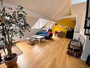 Appartement 4 pièces 78,51 m2