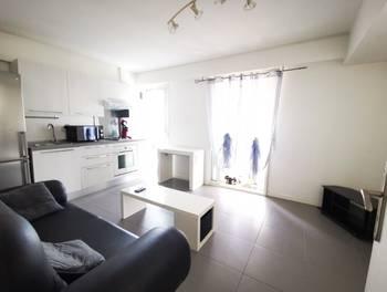 Appartement 2 pièces 31,17 m2