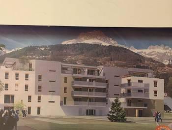 Appartement 4 pièces 90,38 m2