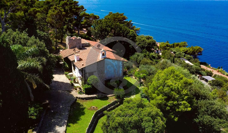 Seaside villa and garden Monte Argentario