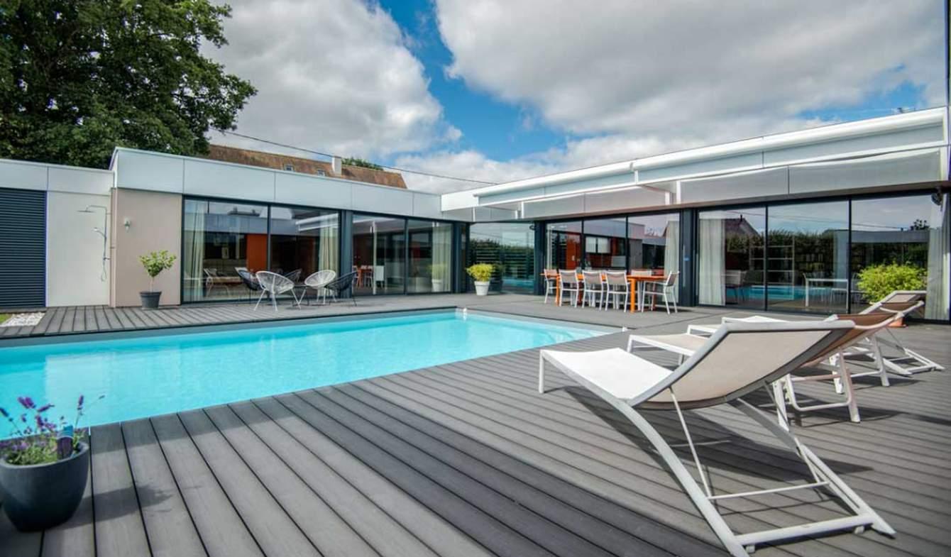 Villa avec piscine Nantes