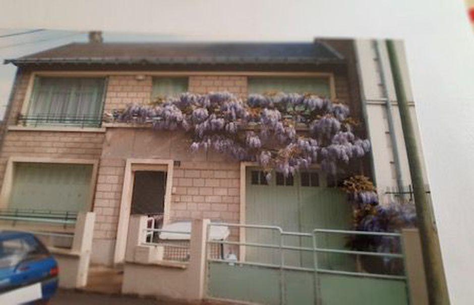 Vente maison 5 pièces 126 m² à Laon (02000), 146 000 €