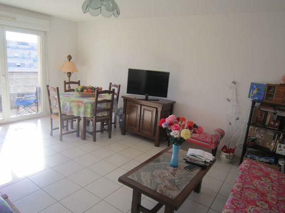 Vente appartement 3 pièces 61,23 m2