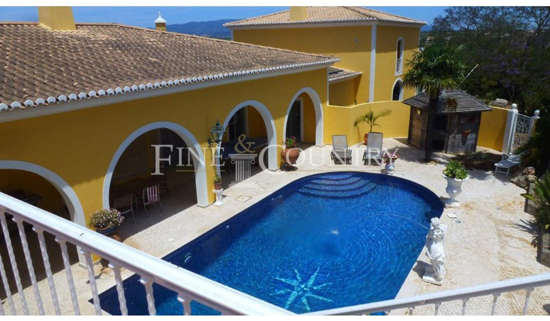 Villa avec jardin et terrasse Portimão