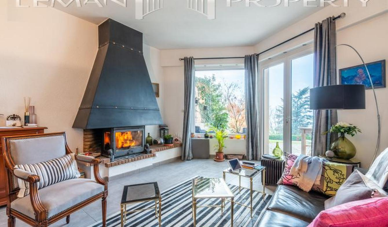 Appartement avec terrasse et piscine Evian-les-Bains
