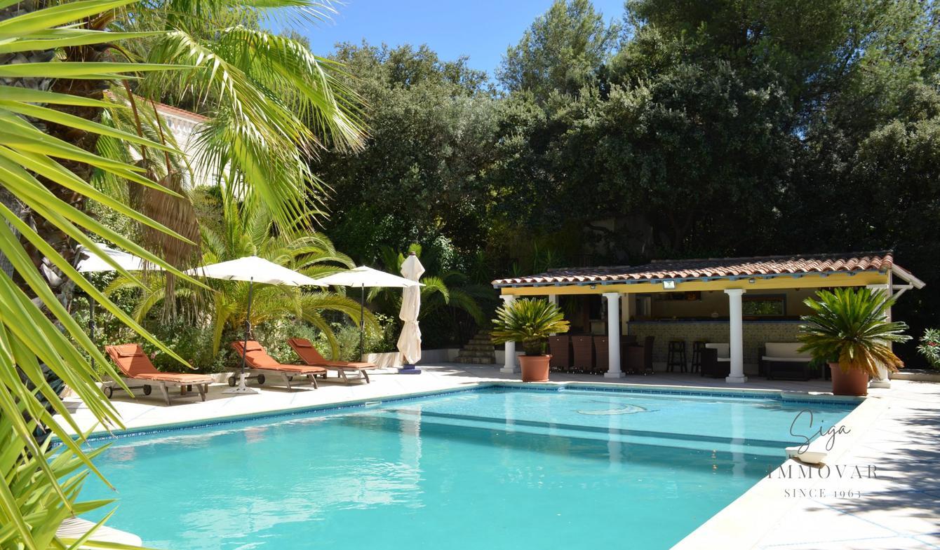 Villa avec piscine La Cadière-d'Azur