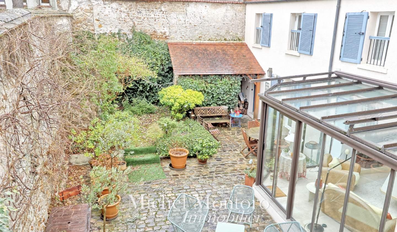 Maison avec terrasse Chambourcy