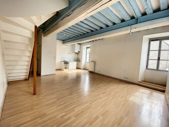 Location appartement 3 pièces 65,74 m2