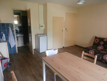 Studio meublé 22,25 m2