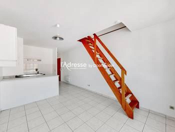 Appartement 2 pièces 32,74 m2