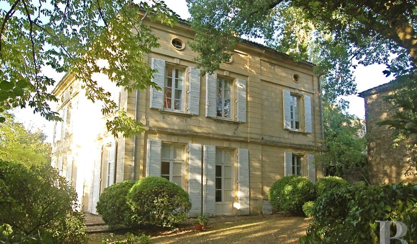 House Beaumont-du-Périgord