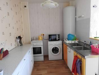 Appartement 2 pièces 48,2 m2