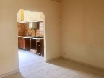 Appartement 2 pièces 37,91 m2