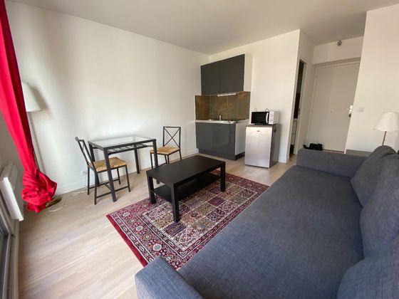 Location studio 18,5 m2