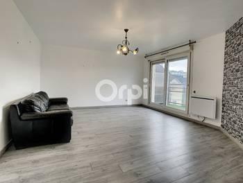 Appartement 4 pièces 76,95 m2