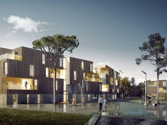 Vente appartement 2 pièces 43,73 m2