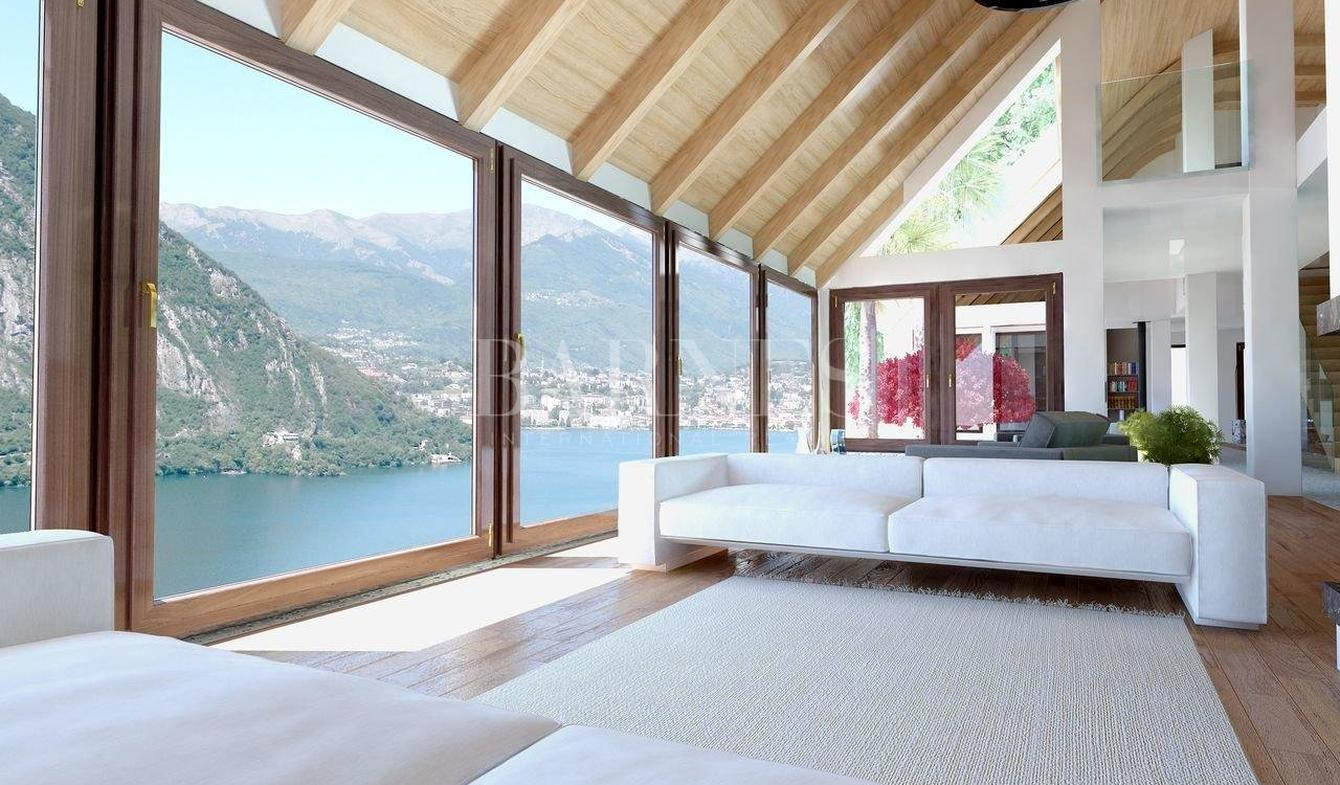Villa avec piscine Campione d'Italia