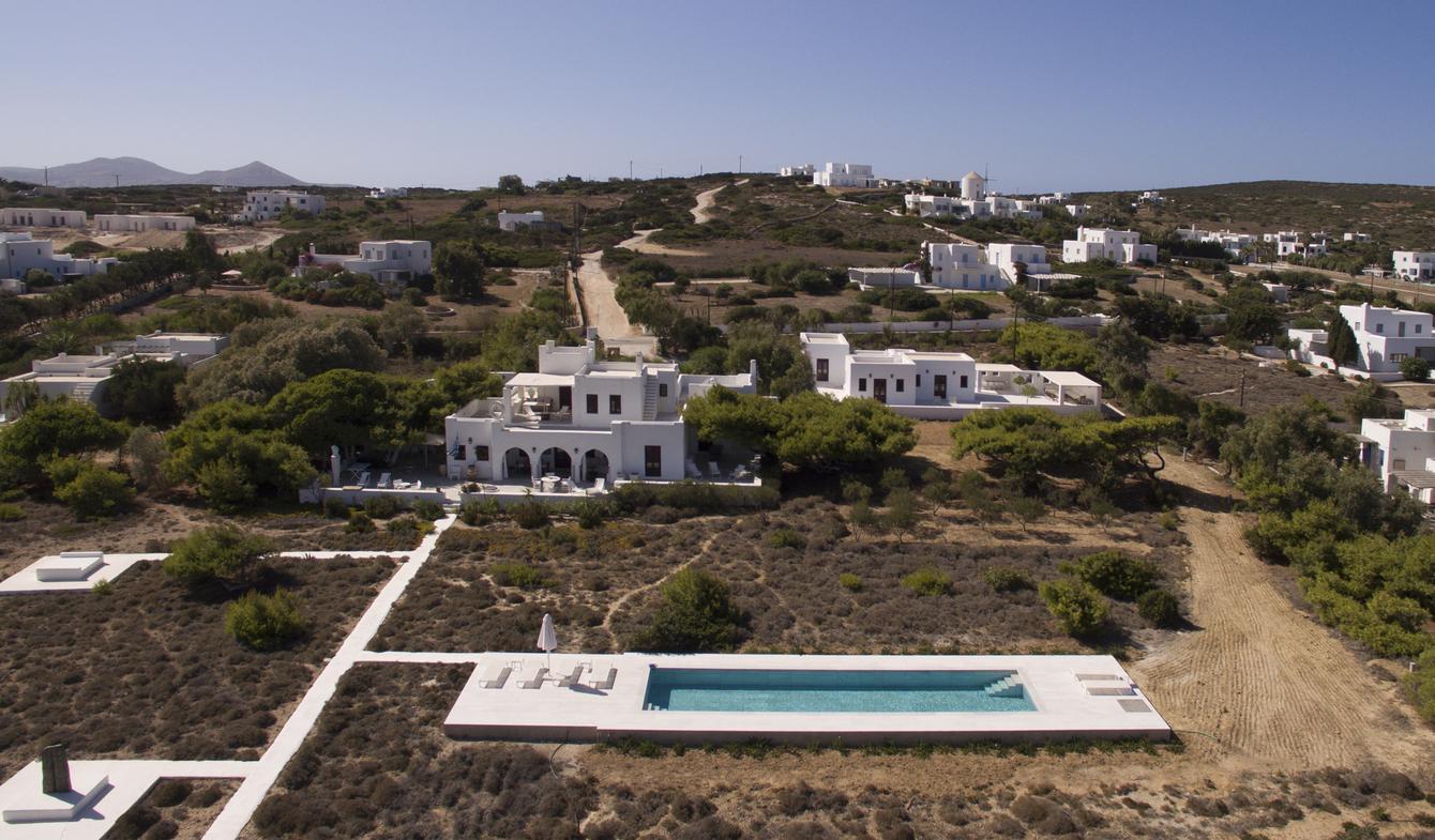 Maison avec piscine Lagkeri